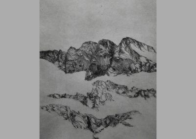 R 398   Filigrane Landschaft I   2000   249x198