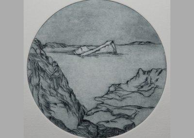 R 456 | Eiswelt I | 2008 | D: 150