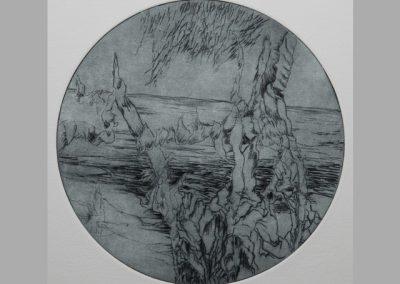 R 460 | Erstartes Holz | 2008 | D: 150